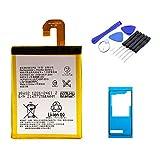 kaputt.de AKKU Set Batterie für Sony Xperia Z3 | 3100...