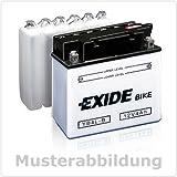 EXIDE Motorrad Batterie 12V 16Ah 160A YB16B-A1