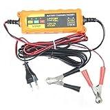 DKB 6-12V /4-120Ah Batterieladegerät Vollautomatisches...
