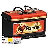 Banner Power Bull Autobatterie 12V 72Ah 660A P7209 TEST...