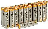 AmazonBasics Performance Batterien Alkali, AAA, 20...
