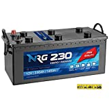 NRG Premium LKW Batterie 230Ah - 1450A/EN...