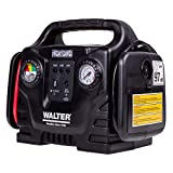 Walter Autostartgerät mit Kompressor/Autobatterie...
