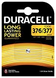 Duracell Specialty 376/377 Silberoxid-Knopfzelle...