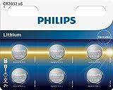 Philips minicells Knopfzelle–Batterien (Lithium,...