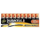Duracell Plus Power Batterie AA (MN1500/LR06) 40er