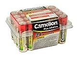Camelion 11102406 Plus Alkaline Batterie LR6, Mignon,...