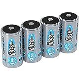 ANSMANN Akku Batterie D Mono 8500mAh 1,2V -...