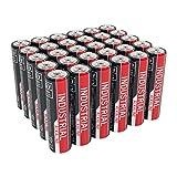 ANSMANN Batterie Mignon AA LR6 1.5V Industrial Alkaline...