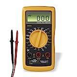 Hama Digital Multimeter (Spannungsmesser, Stromprüfer,...