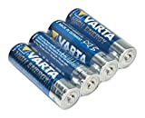 4x Mignon VARTA 'High Energy' Batterie AA/LR06/4906