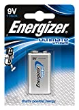Energizer Batterie E-Block Lithium (9Volt/1er-Packung)