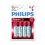 Philips Powerlife 4-Blister LR6 (AA)