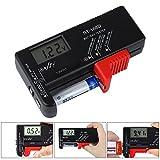 Batterietester,Digitaler Batterie tester Universal...