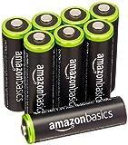 AmazonBasics Vorgeladene Ni-MH AA-Akkus - Akkubatterien...