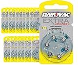 120 x Rayovac Extra Advanced Typ 10...