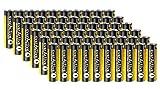 60 Stück Everactive INDUSTRIAL Batterien Mignon AA...