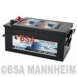 BSA Solarbatterie 12V 180Ah Solar Akku Wohnmobil Boot...
