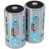 ANSMANN LSD Mono Akkubatterien, 1,2 V/Batterie Typ D...