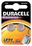 Duracell Knopfzelle Alkali Mangan Batterie...