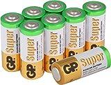 Batterien C/Baby/LR14, GP Super Alkaline 1,5V, 10...