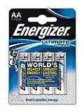 Energizer Batterie Lithium Mignon AA (1,5Volt...