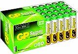 GP Batterien AAA (Micro LR03 24A) Vorratspack, Super...