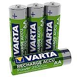 Varta Rechargeable Accu Ready2Use vorgeladener AA...