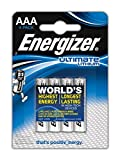 Energizer Batterie Lithium Micro AAA (1,5Volt...