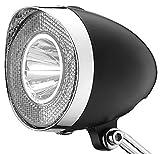 UNION LED Scheinwerfer in klassische Form schwarz 20...
