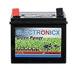 Electronicx U1(9) 30AH 300A (EN) Green Power Batterie...