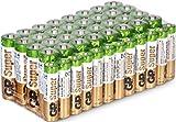 Batterien 32x Mignon AA LR6 & 12x Micro AAA LR03...