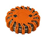 Powerflare LED Batterie Warnleuchte in orange Notfall...