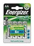 Energizer AA-HR6- NiMH Extreme Akkumulator...