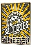 Dauer Wand Kalender Oldtimer Auto Batterie Metall...