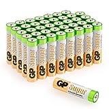 Batterien AAA Micro Super Alkaline Vorratspack 40...