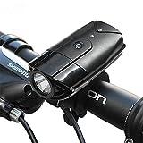 LED Fahrradlicht USB Wiederaufladbare...