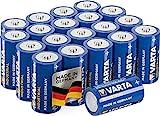 Varta Industrial Batterie C Baby Alkaline Batterien...