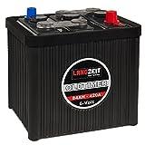 LANGZEIT Oldtimer Batterie 6V 84Ah Autobatterie...