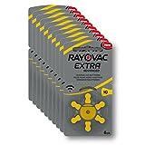 Rayovac Extra Advanced Zink Luft Hörgerätebatterie,...