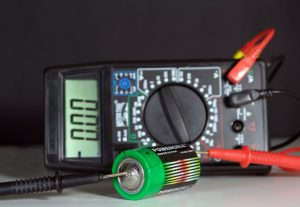 Starterbatterie Test