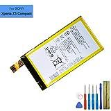 Li-Polymer Ersatzakku LIS1561ERPC Kompatibel mit Sony...