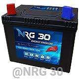 NRG Premium Batterie 30Ah 12V Rasentraktor...