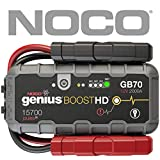 NOCO Genius Boost HD 2.000A ultra-sicheres...