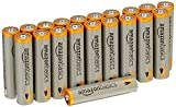 AmazonBasics Performance Batterien Alkali, AAA, 20...