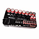 ELEGIANT 72 Batterie Tester Halterung Case Holder...