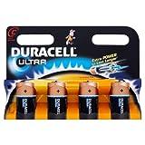 Duracell Ultra M3 MN1400 Alkaline Batterie 1.5VC Ref...