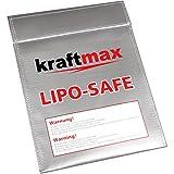 Original kraftmax LiPO Safe Guard Akku Schutztasche /...
