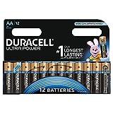 Duracell Ultra Power Typ AA Alkaline Batterien, 12er...
