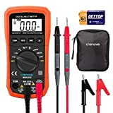 Crenova MS8233D Automatisch Digital Multimeter Tragbare...